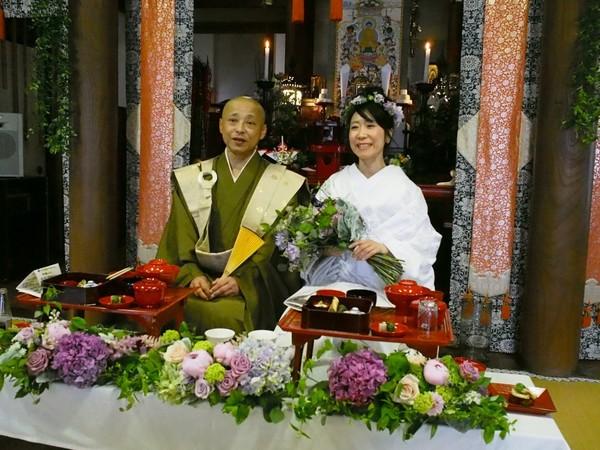 メンバーの結婚式に参加させていただきました💐