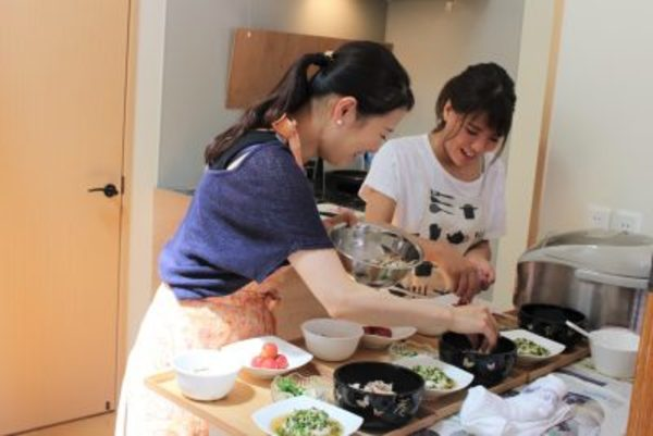 四季の和食7月レシピ!