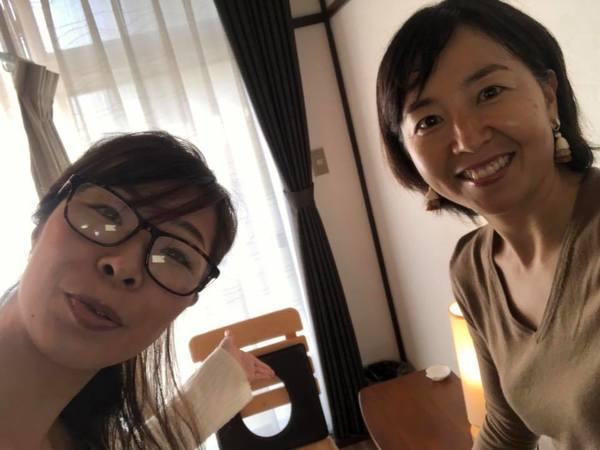 協会卒業生マサエさんのよもぎ蒸しサロンを体験してきました!!