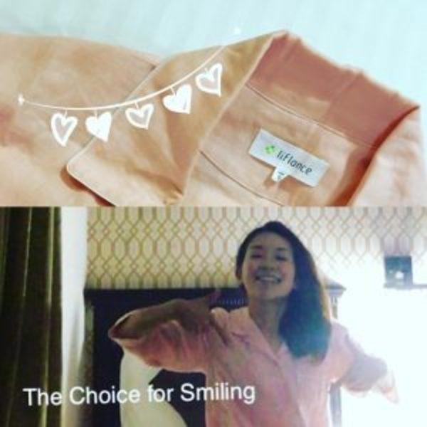 インド滞在中の暁子先生から機能性パジャマのご紹介♪