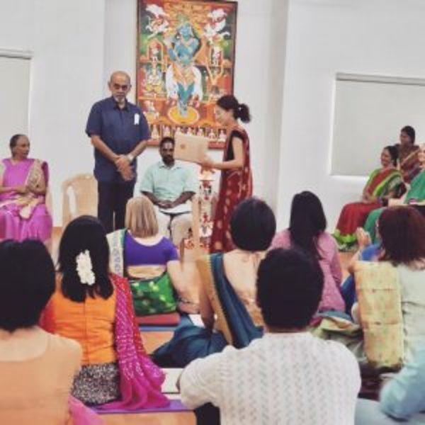 インドでの修行がラストステージを迎えました