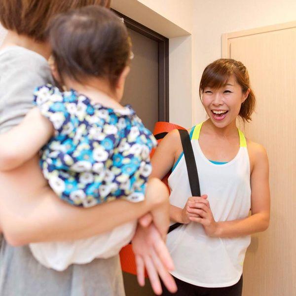 【受講者募集中!】産後ママヨガセラピスト養成講座