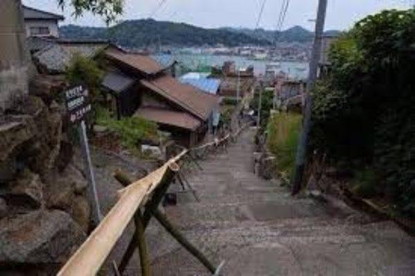 広島の尾道というところ