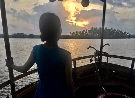 私たちと一緒に!南インドのリゾートで!アーユルヴェーダ体験しませんか?