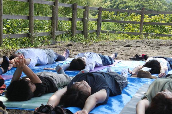 星とおひさま 葉山 里山の学校にて、ヨガプログラムを担当させていただくことに!
