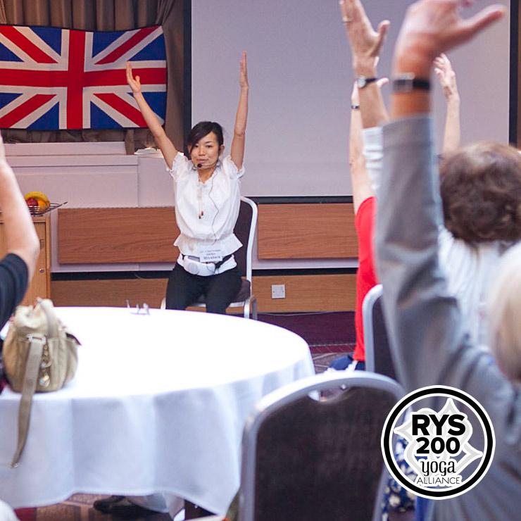 全米ヨガアライアンス200時間 200-hour Yoga Teacher Training